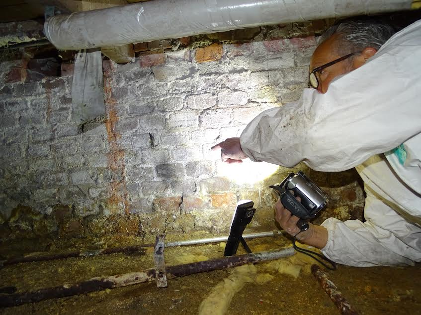 Kruipruimte inspectie (4)